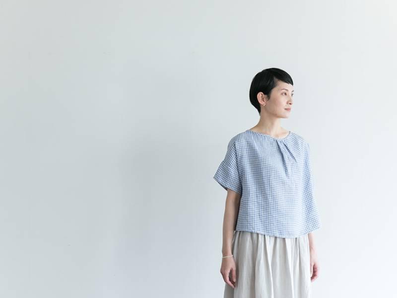 fog linen work リネンのお洋服展    7/14 sat – 7/31 tue