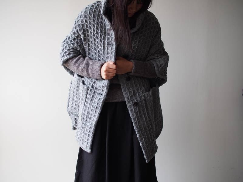 秋のコート