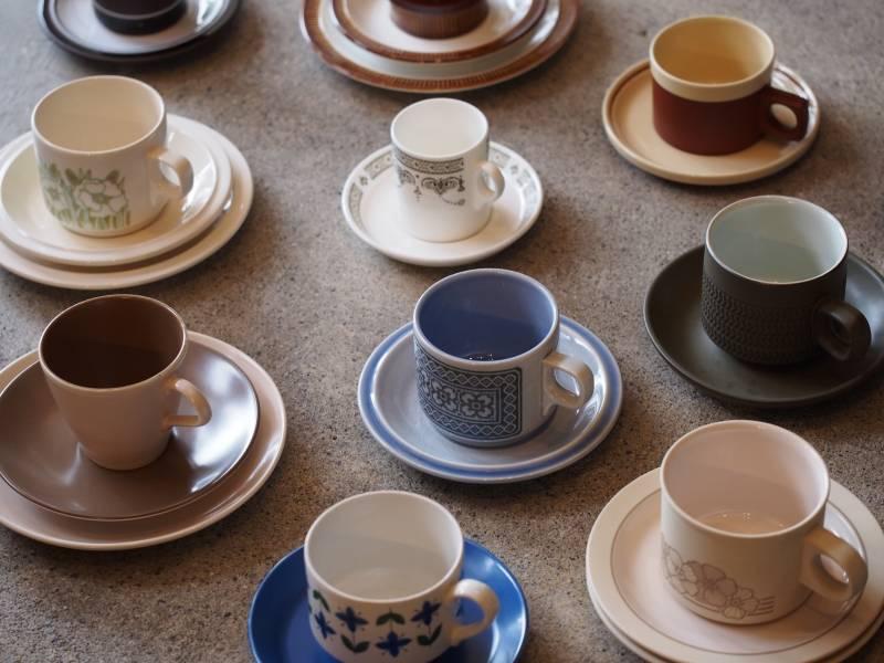 暖かみのある陶器
