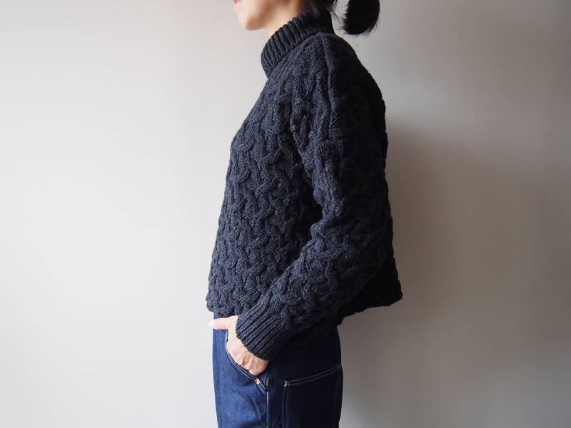 Irish&Scottish knit  #1